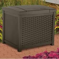suncast deck boxes u0026 patio storage you u0027ll love wayfair