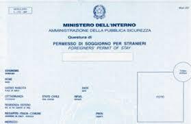 permesso di soggiorno stranieri conversione permesso di soggiorno stagionale nota ministero