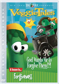 god wants me to forgive them veggietales the ultimate