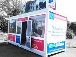 bureau vente immobilier bulle de vente modulaire bureau de vente temporaire