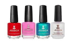 jessica nail treatments in our shops