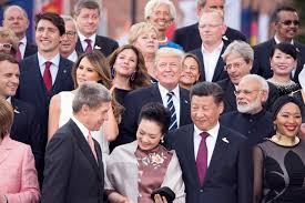 China Makes Carbon Pledge Ahead Of Climate Change China Russia Stick To Climate Pledges At G20 And Isolate