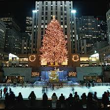 rockefeller center tree lighting rockefeller center