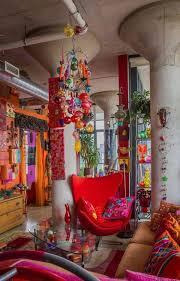 apartments colorful interior bohemian apartment decor