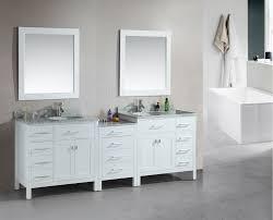 London  Double Sink Vanity Design Element London  Inch - Bathroom vaniy 2