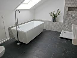 slate tile bathroom ideas black slate tile shower flooring cleaning slate