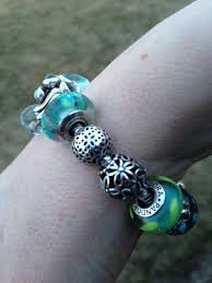 murano glass bangle bracelet images 363 best pandora blue images pandora jewelry jpg