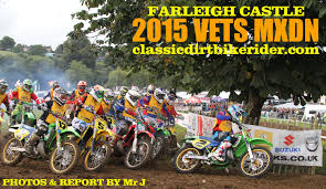 motocross races uk 2015 vets mxdn farleigh castle classicdirtbikerider com
