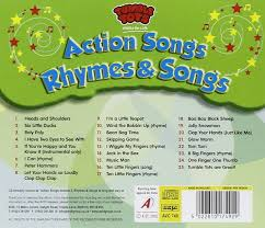 tumble tots action songs rhymes and songs by tumble tots
