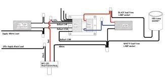 photocell sensor wiring diagram efcaviation com