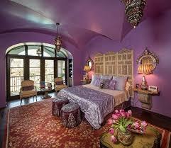 chambre orientale chambre deco orientale violet chambre pour coco