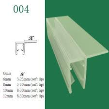 Seal Shower Door Pvc Shower Door Seal