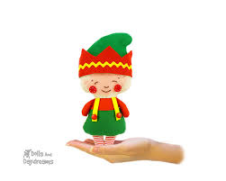 sewing patterns christmas elf elf sewing pattern by dolls and daydreams via flickr home for the
