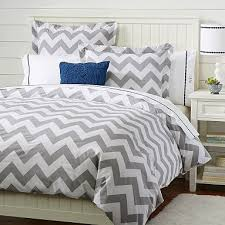 Gray Chevron Bedding Red And Grey Chevron Bedding Redstore Furniture Idea