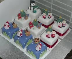 square christmas cake decoration ideas home design inspirations