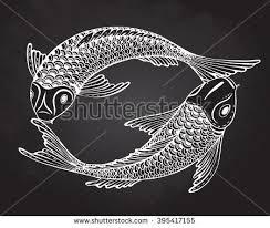 koi fish vector free vector art at vecteezy