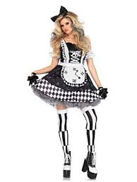 Queen Halloween Costume Alice Wonderland Costumes Mad Hattter Queen Hearts Costumes