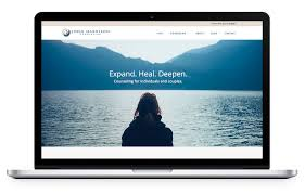 websiten design psychotherapy website design