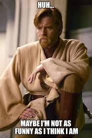 Obi Wan Kenobi Meme - obi wan kenobi imgflip