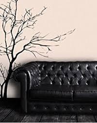 large tree wall decal sticker semi gloss black tree