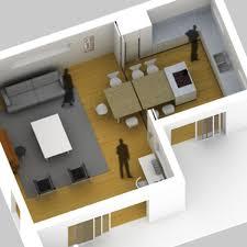 salon salle a manger cuisine comment réunir cuisine et salle à manger dans une même pièce