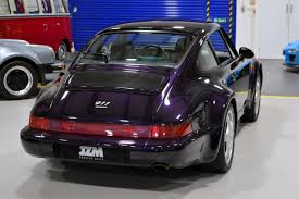 porsche 964 used porsche 964 30 jahre jubilee edition jzm limited showroom