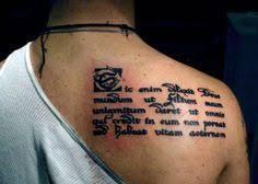 Latin Quote Tattoo Ideas Click To Close Tatu Womens Pinterest Tatoo