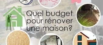 quel budget pour une cuisine quel budget pour rénover une maison devis rénovation maison