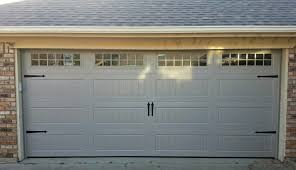 Fearsome Garage Door Decorative Kits Image Ideas Makeover Rustic