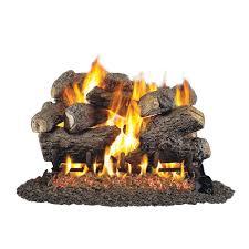 about fireplace gas log sets gas firelogs ceramic fiber