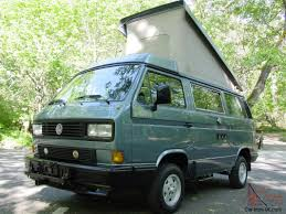 volkswagen van hippie for sale 34k invested 4wd vanagon gl van with working ac