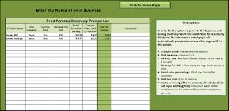 Inventory Spreadsheets Food Cost Inventory Spreadsheet U2013 Yaruki Up Info