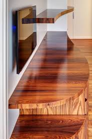 curved wood wall 25 wood wall shelves designs ideas plans design trends
