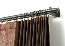 Curtain Rods Target Target Curtain Rod Eyelet Curtain