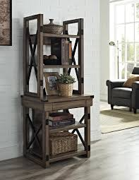 Tall Narrow Oak Bookcase by Furniture Interesting Oak Kmart Bookshelves With Decorative Sofa