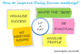 tips and tricks for the daily scrum agile scrum
