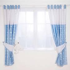 Powder Blue Curtains Decor Baby Room Curtains Ideas Home Design Ideas