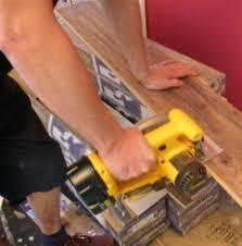 laminate floor cutting laminate floor fitting