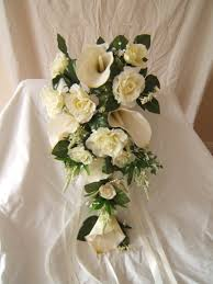 Silk Bridal Bouquet Outstanding Silk Wedding Flowers And Accessories Silk Wedding