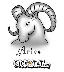 tribal taurus aries tattoo designs photo 2 photo pictures and