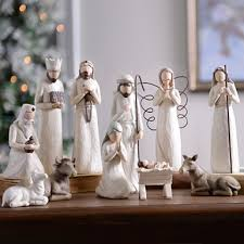 nativity sets for christmas kirklands