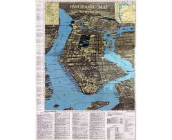 Large Scale Map Maps Of New York Detailed Map Of New York City Tourist Map