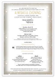 E Card Invite Elegant Fundraiser And Charity Invitation Card Design Ideas