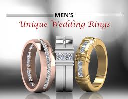 unique mens wedding rings best unique mens wedding bands collection fascinating diamonds