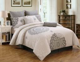 Modern Bedding Sets California King Bed Comforter Sets Bringing Refinement In Your