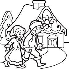 coloring pages houses interesting cliparts