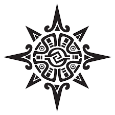 38 best aztec tribal tattoo stencil images on pinterest aztec