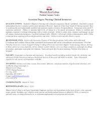cover letters for nursing students cover letter example nursing
