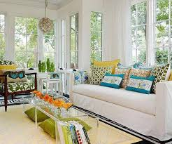 decorating ideas for sunroom to create a lovely design with