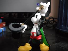 hallmark ornament 2012 magician mickey mouse by lionkingrulez on